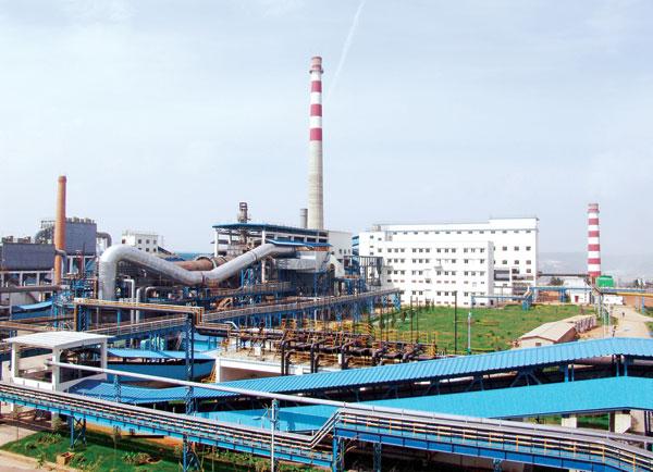 中冶长天重工_昆钢120万吨/年球团工程设计_中冶长天国际工程有限责任公司